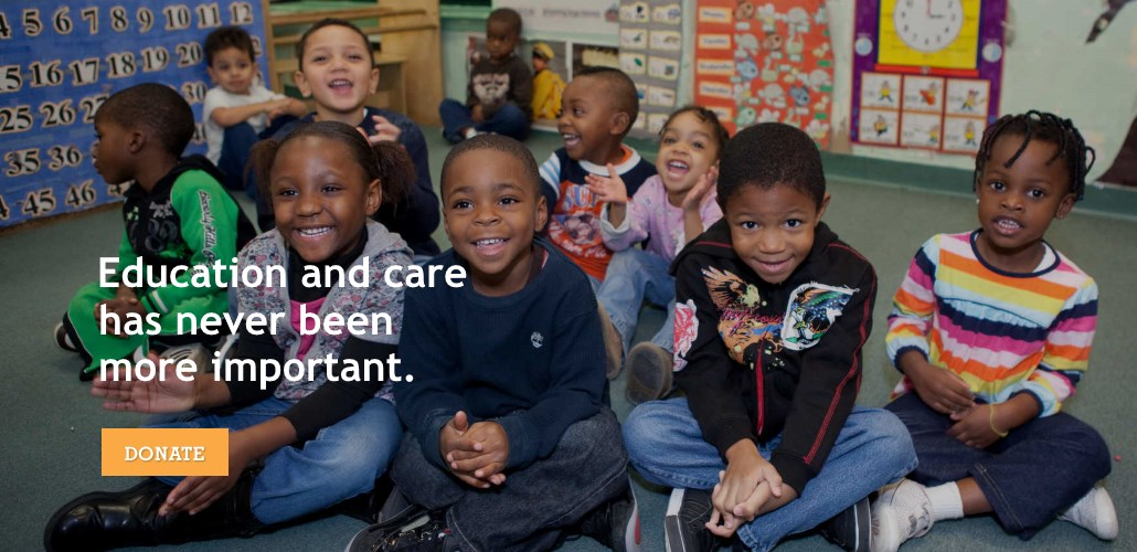 Education and care has never been more important.