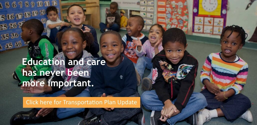 education and care transportation update